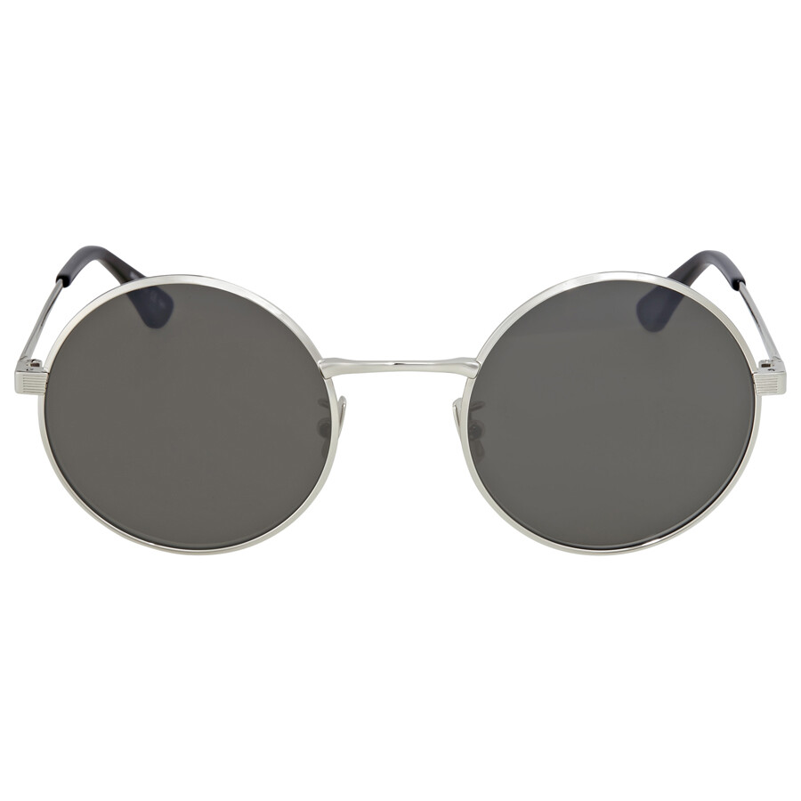 e37b9ea2442 Saint Laurent Silver Metal Sunglasses - Saint Laurent - Sunglasses ...