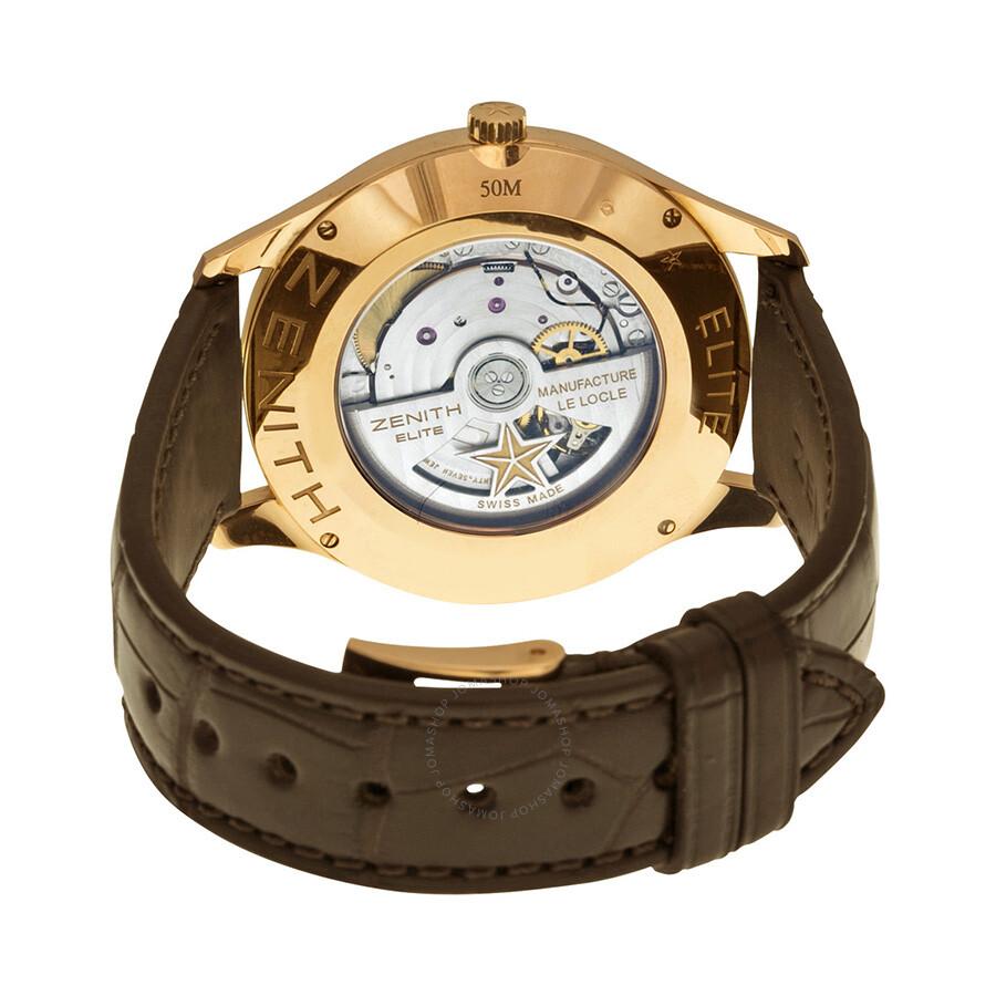 Часы Zenith Купить копии часов Zenith дешево Мужские и