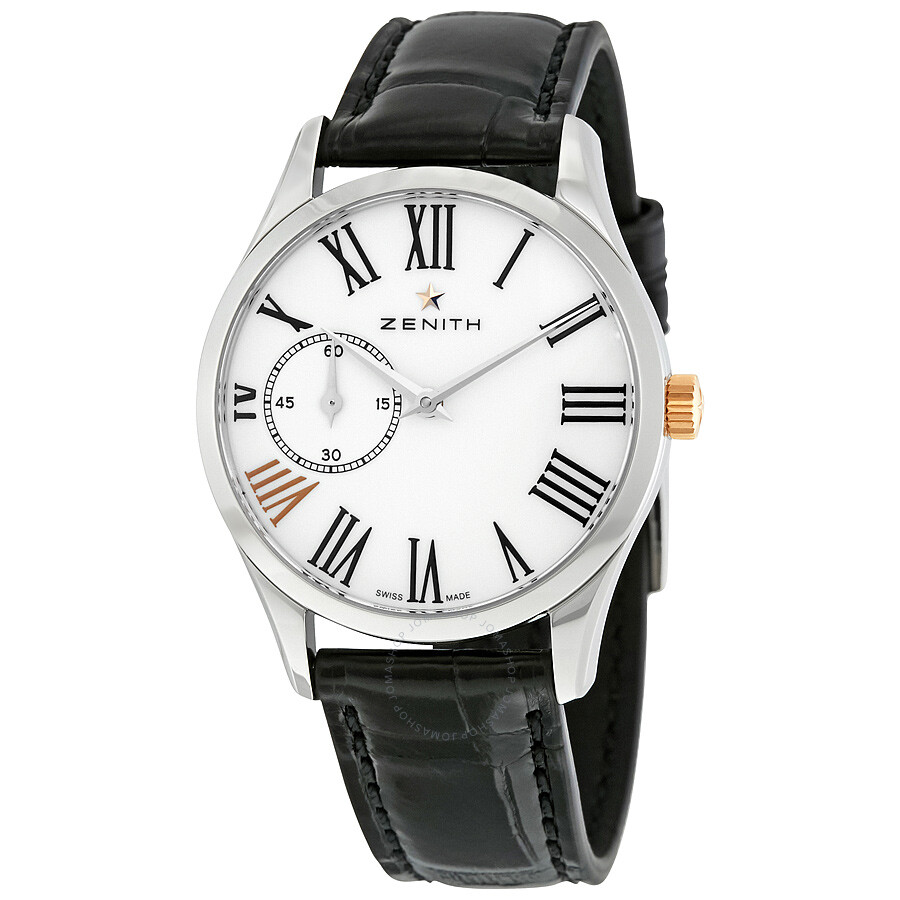 Zenith captain ultra thin automatic ladies watch 03230268133c714 captain zenith watches for Zenith watches