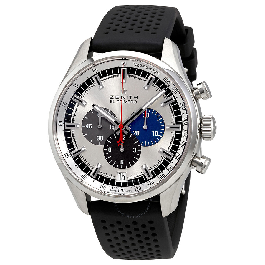 zenith el primero chronograph automatic men 39 s watch el primero zenith. Black Bedroom Furniture Sets. Home Design Ideas