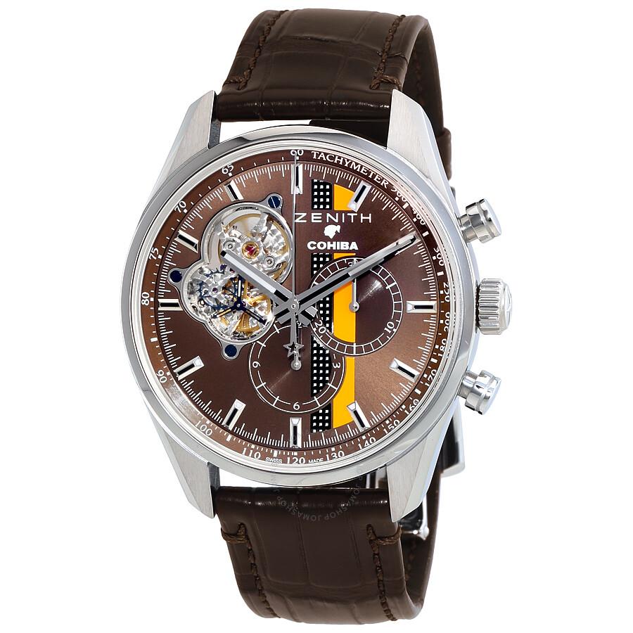 Швейцарские часы Zenith, оригинальные часы Zenith