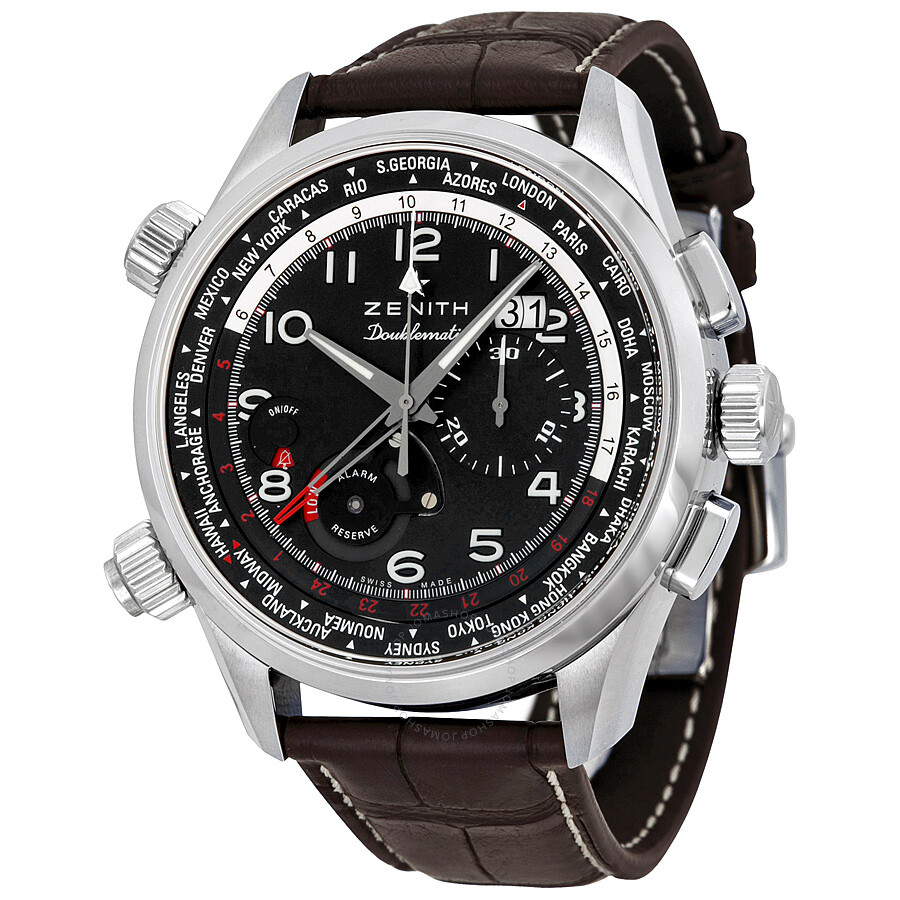 870816ad716 Zenith Pilot Automatic Chronograph Men s Watch 03.2400.4046 21.C721 ...