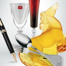 Shop Fine Gifts, Pens, Crystal, Dinnerware