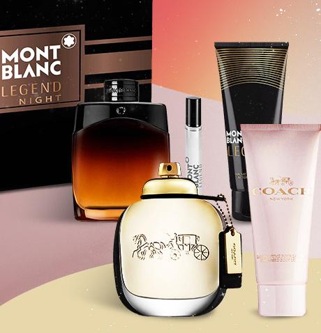 Gift Sets: Fragrances