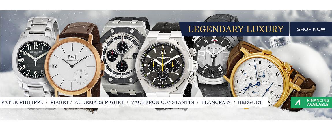 Legendary Luxury 2015 Sales Event