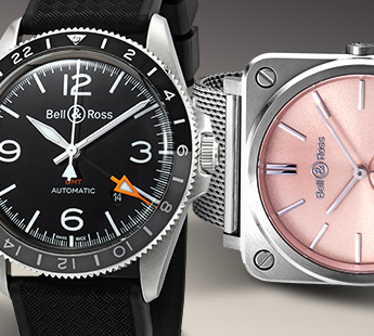 BELL AND ROSS: UP TO 43% OFF