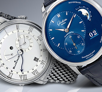 BLANCPAIN GLASHUTTE: UP TO 50% OFF