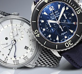 BLANCPAIN: UP TO 50% OFF