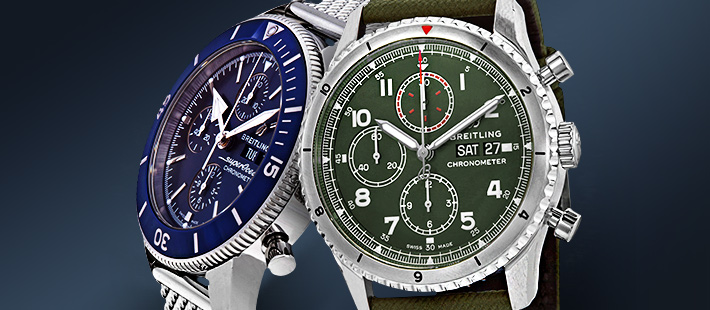 BREITLING: UP TO 37% OFF