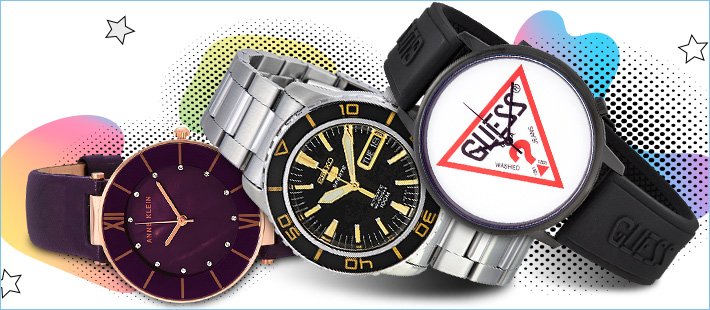 FASHION WATCHES BINGE: UP TO 89% OFF