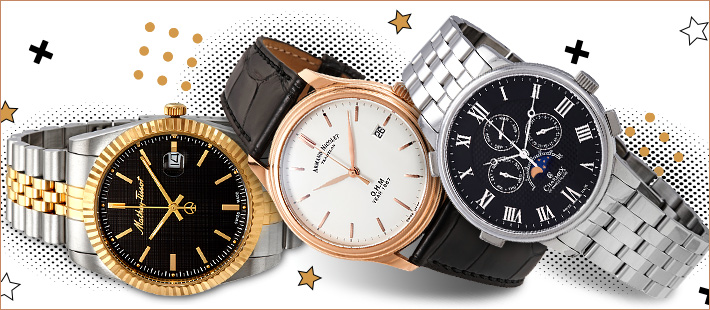 FASHION WATCHES BINGE 3: UP TO 87% OFF