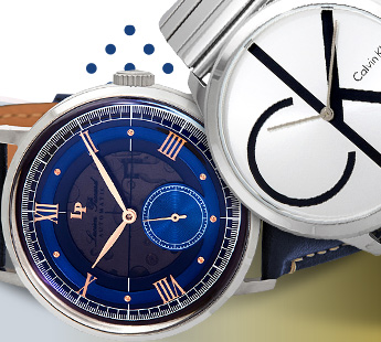 THE FASHION WATCH SALE: UP TO 91% OFF