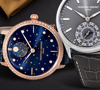 FREDERIQUE CONSTANT: UP TO 72% OFF