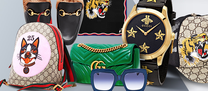 GUCCI BLOWOUT: UP TO 69% OFF
