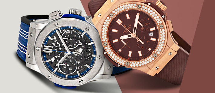 HUBLOT: UP TO 51% OFF