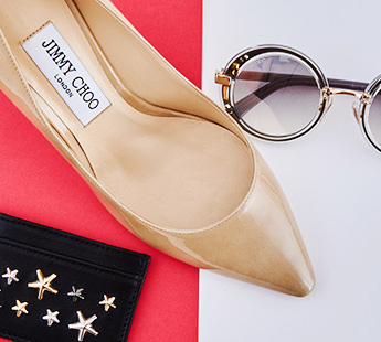 JIMMY CHOO: UP TO 82% OFF