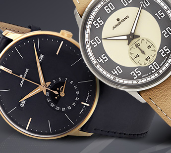 JUNGHANS: NEW ARRIVALS UP TO 37% OFF