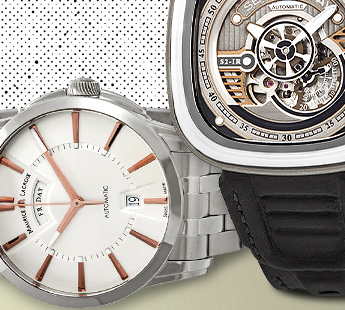 LUXE WATCHES BINGE: UP TO 75% OFF