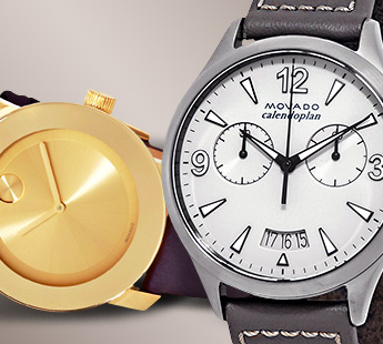 MOVADO: UP TO 70% OFF