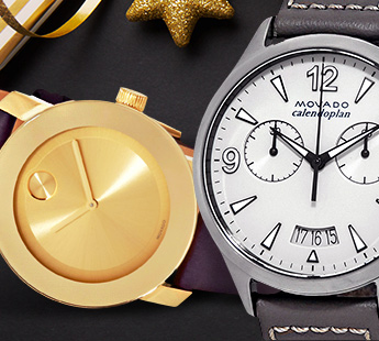 MOVADO: UP TO 69% OFF