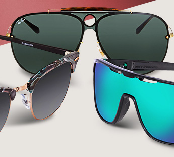 RAY-BAN + OAKLEY SALE: UP TO 48% OFF