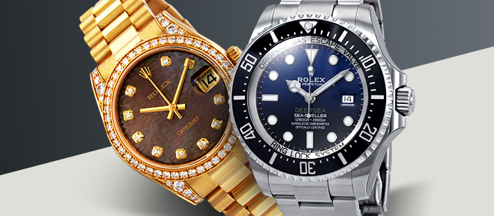 ROLEX: UP TO 25% OFF