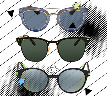 DESIGNER SUNGLASSES: BLOWOUT UP TO 80% OFF