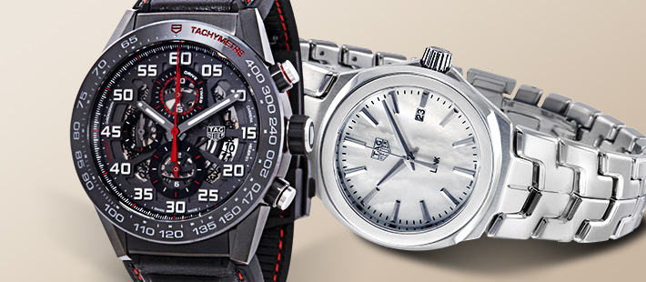 TAG HEUER: UP TO 39% OFF