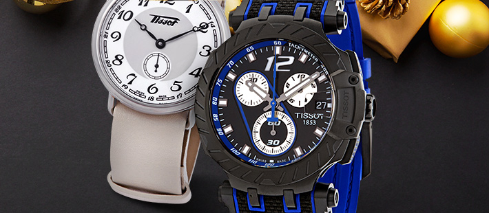 TISSOT: UP TO 71% OFF