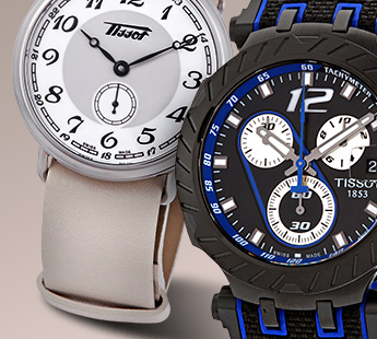 TISSOT: UP TO 72% OFF.
