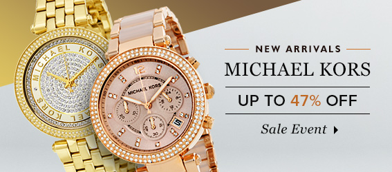 burberry watch outlet ixop  Trade-In Your Watch Event Michael Kors Event