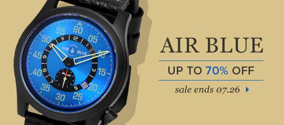 Air Blue Event