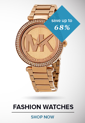 Graduation Day Sales Event - Fashion Watches