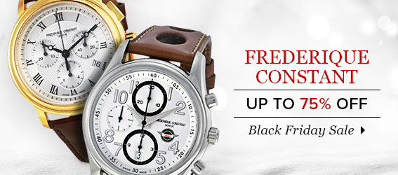Frederique Constant Holiday Event