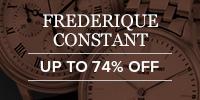 Frederique Constant Event