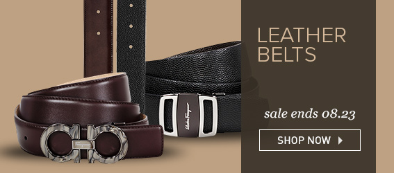 Ferragamo Belts Event
