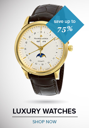 Graduation Day Sales Event  - Luxury Watches