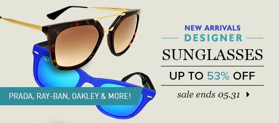 Designer Sunglasses Event